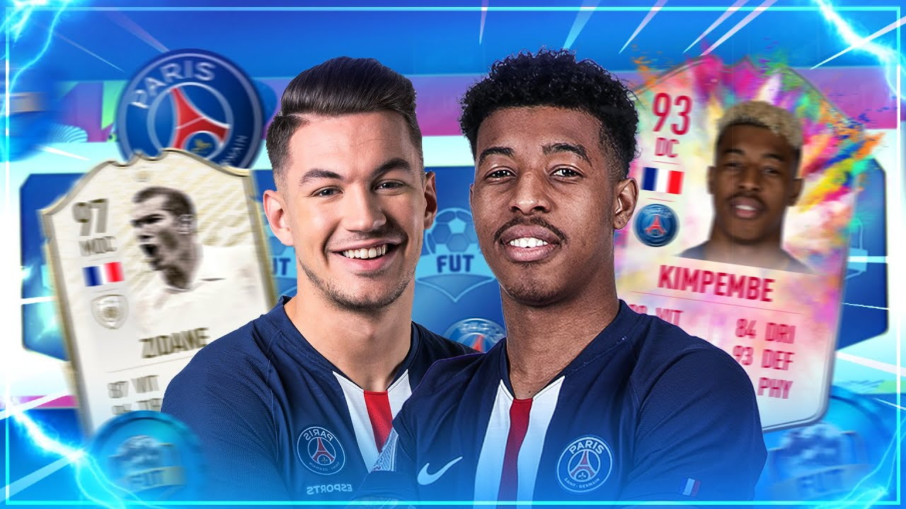 LA DRAFT DE KIMPEMBE ! FIFA 20