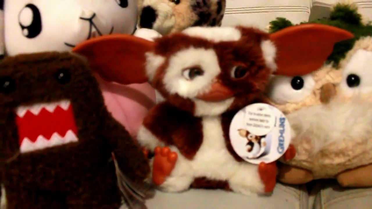 Gremlins Gizmo Plush Doll Youtube