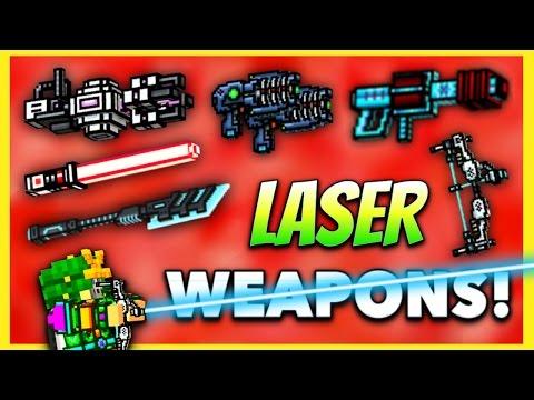 Pixel Gun 3D - Laser Weapon Gameplay 2.0!