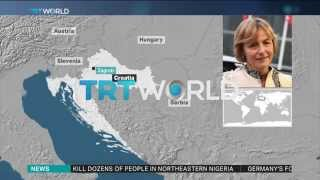 TRT World: Interview with Croatian FM Pusic about refugee crisis in Europe