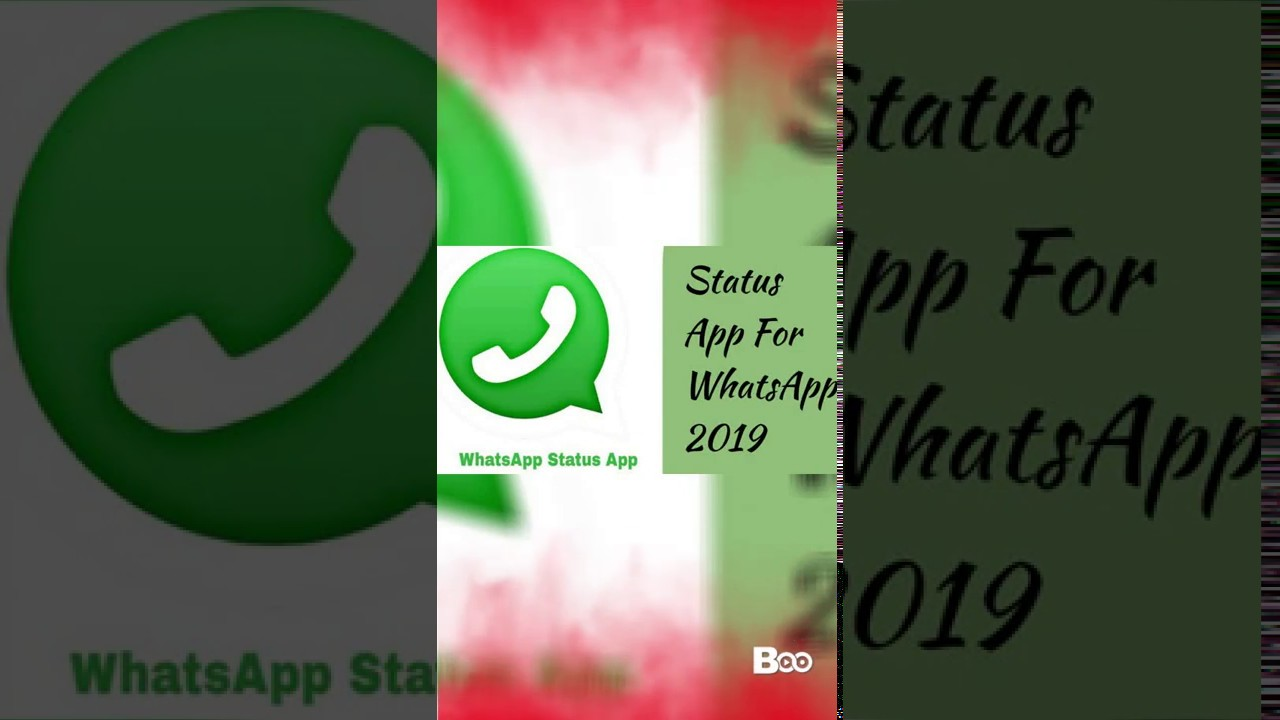 Whatsapp Status App Boo Video Status Maker Demo