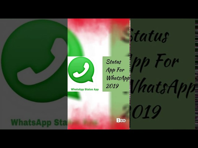 Top 10 Status App For Whatsapp 2019 Android Iphone
