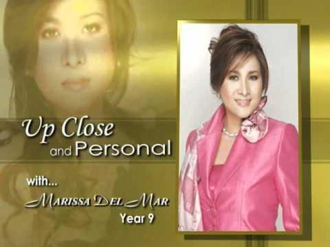 Up close and Personal w/ Marissa del Mar, May 18, 2011 part 1