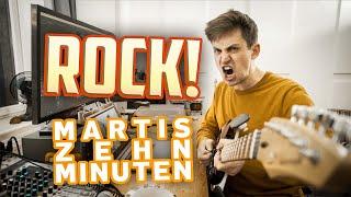 ROCK like ACDC   #MartisZehnMinuten