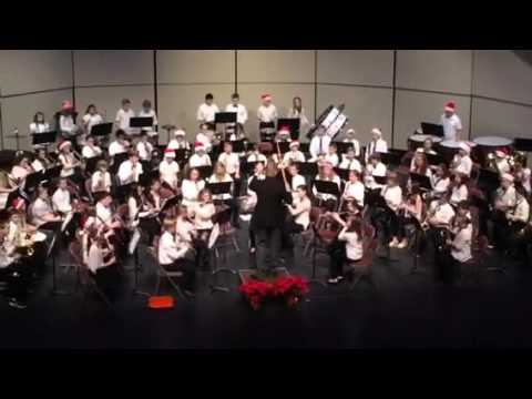 Star Wars theme song 6th grade band