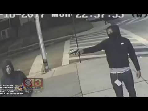 Police Release Surveillance Footage Of Morgan State Student Murder Suspects
