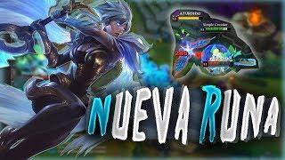 RIVEN FULL LETHALITY   ¡MAS ROTA QUE NUNCA!   NUEVA RUNA 💎   Riven Top