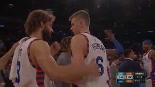 "Don't Mess With ""KP 6"" Kristaps Porzingis"
