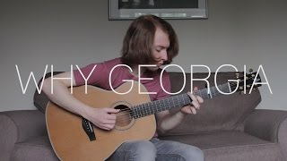 John Mayer - Why Georgia - Fingerstyle Guitar Cover - Free Tabs