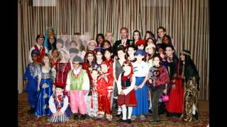 sing children of the world,mistah p  world mix.avi