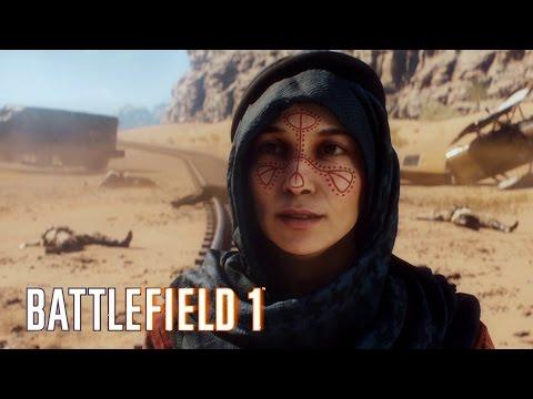 Battlefield 1 - Hard Let's Play - Part 17: Arab Revolt - Ending