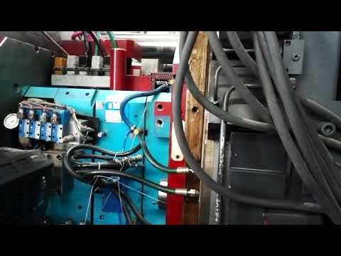 QHMAG Magnetic Quick Mold Change Solution for Haitian 1400ton double color  injection molding machine