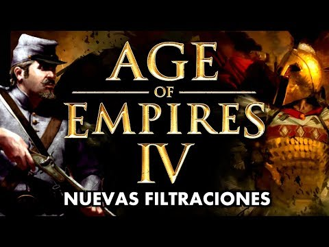 AGE of EMPIRES 4 SALDRÁ en 2020 !! GAMEPLAY PRONTO y MÁS INFO