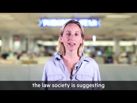 Law society recommends ban or tighter controls on lawyer referral fee