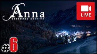 "[Archiwum] Live - Anna Extended Edition! (3) - [2/2] - ""Czarne lustro i pierścionek"""