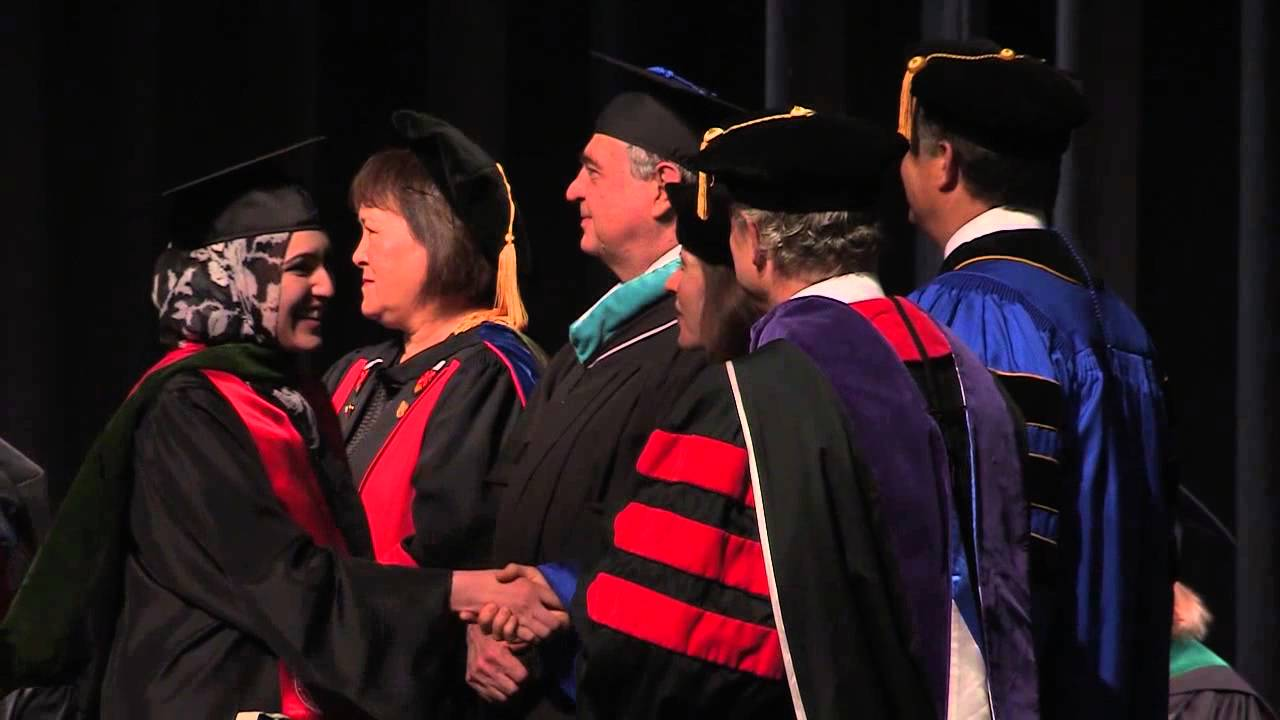 University of Utah School of Medicine Commencement 2013