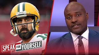 Rodgers isn't threatened by Jordan Love, but unappreciated by Packers | NFL | SPEAK FOR YOURSELF