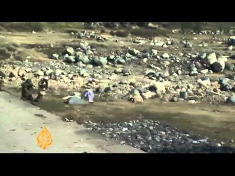 Swat militia guards against Pakistani Taliban