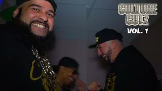 Culture Cutz Vol. 1 - Outtakes & Bloopers, Never Before Seen Backstage Footage -Killa Nova Inc.
