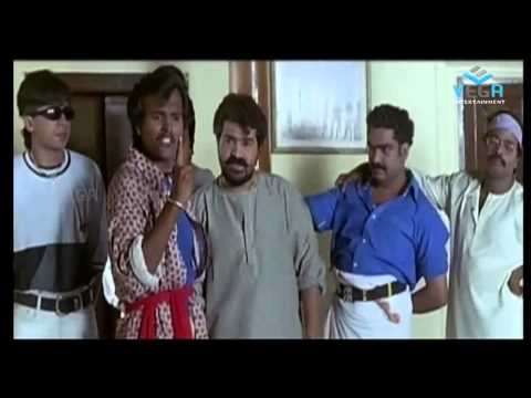 Dupe Dupe Dupe Movie - Rajinikanth & Jayan Dupe Comedy Scene