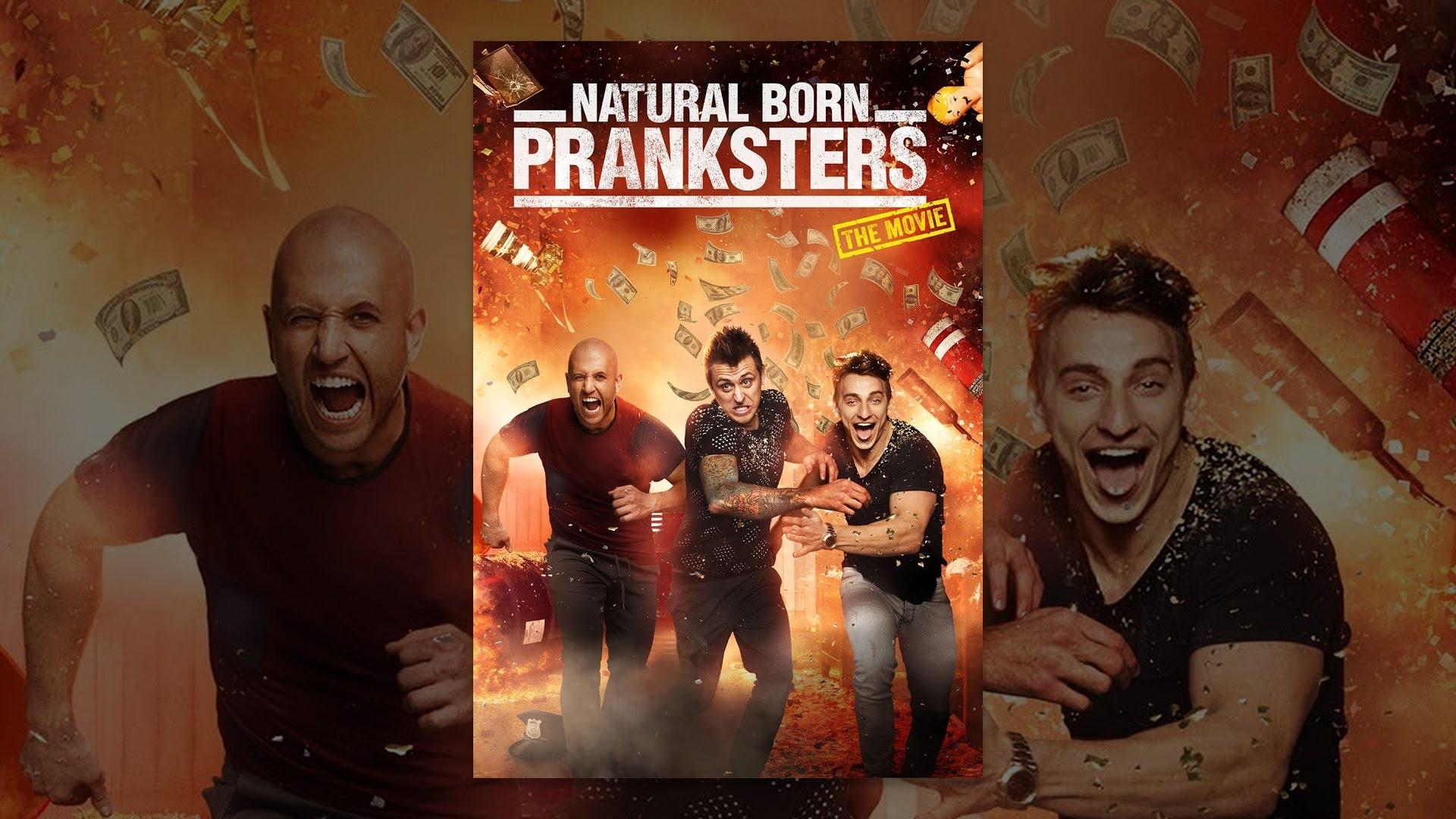 natural born pranksters stream