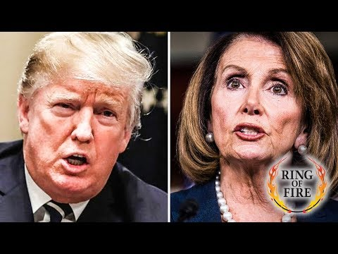 Trump and Pelosi Play Games While Federal Workers Suffer