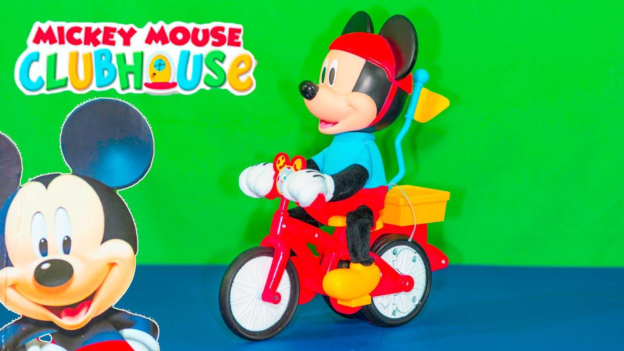 mickey mouse clubhouse disney mickey stunt wheelie a mi. Black Bedroom Furniture Sets. Home Design Ideas