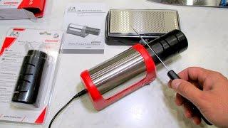 Классная электро-точилка для ножей из Китая!!!