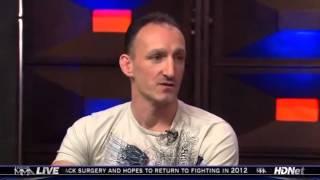 Inside MMA on MMA Judging with Matt Hume (Nov 11th/2011) thumbnail