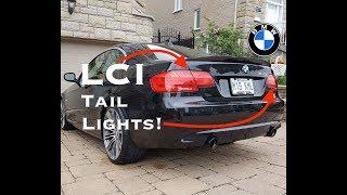 Lci Style Tail Lights Lci Facelift Vaca