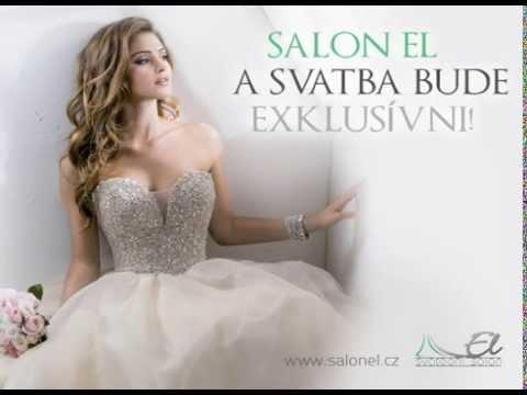 605b8bf83b3 Salon EL Brno - Svatební salon - YouTube