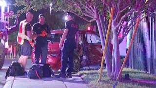 Elderly woman killed in accident on the west side