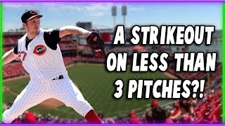 You Can Strike Out on LESS THAN 3 Pitches?! (Some of the Craziest MLB Rules)