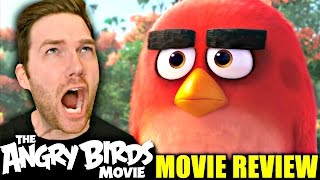 Angry Birds – Movie Review