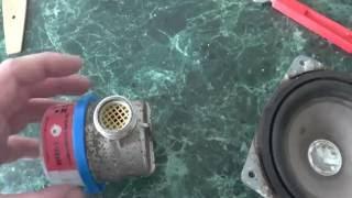 видео Магнитная лента на счетчике воды: принцип действия