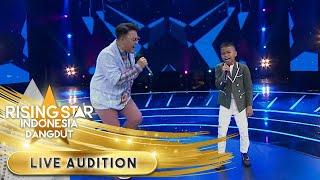 Alwiansyah & Denny Caknan Jadi [Pangeran Dangdut]   Live Audition   Rising Star Indonesia Dangdut