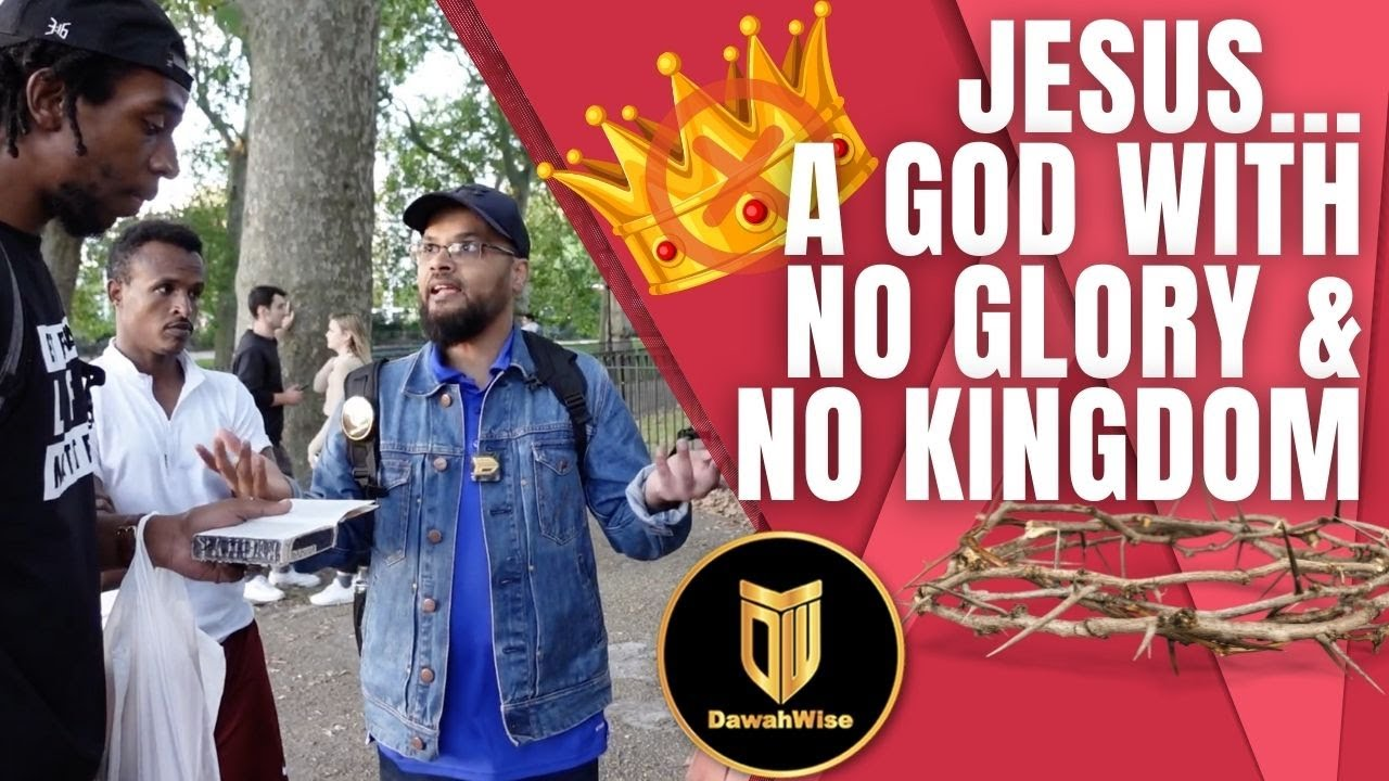 Download P1-Jesus has no Kingdom or Glory? | Hashim vs Chrsitians | Speakers Corner | Hyde Park