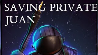 SAVING PRIVATE JUAN/JOSH KINDA CLUTCHES IT Fortnite RB