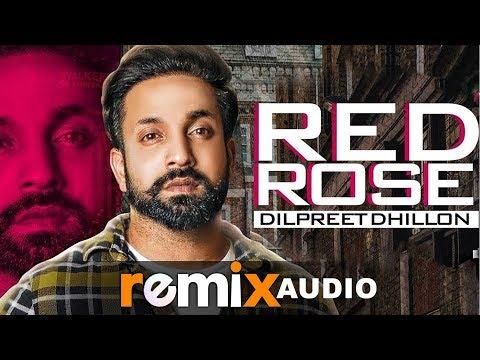 Red Rose (Audio Remix) | Dilpreet Dhillon | Deep Jandu | Latest Remix Songs 2019 | Speed Records