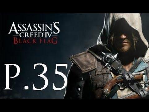 Assassin's Creed IV Black Flag 100% Walkthrough Part 35