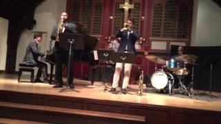 At Fort Washington Collegiate Church, May 7, 2016 - To be young, gi...