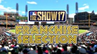MLB The Show 17 SGU Franchise Mode Team...Poll Vote Result & Franchise Announcement! MLB 17