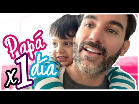 24 Horas siendo Papá - Cocinamos juntos - Mauricio Mejía