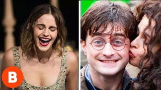 10 Hilarious Harry Potter Bloopers That Make The Movies Even Better