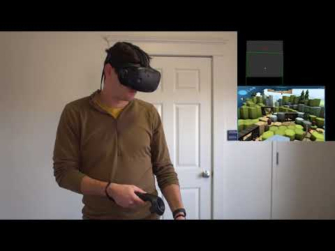 Human Joystick Immersive Virtual Reality Attack