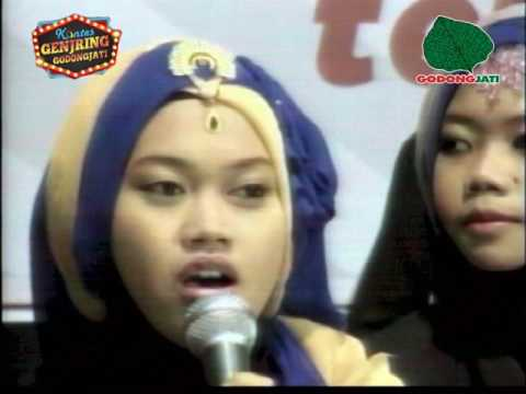 30 Besar Kontes Genjring Godong Jati | Grup Al-Ma'rifah