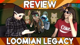 Loomian Legacy: An Outsider's Perspective [ROBLOX Game Review]
