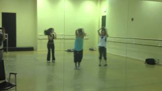 Jazz Funk Class: Christina Aguilera, Let There Be Love with Theresa Tucci