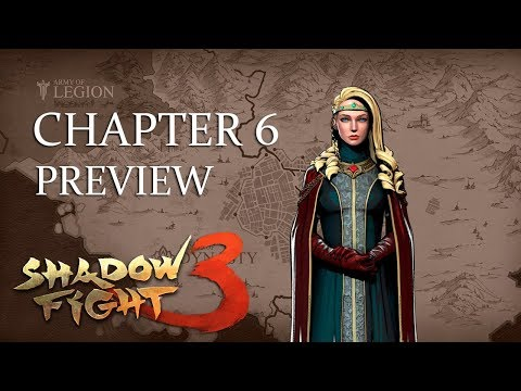 Shadow Fight 3 Official Chapter 6 Preview