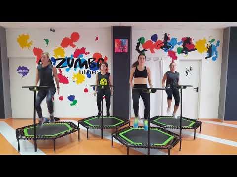 timmy trumpet & savage jumping fitness